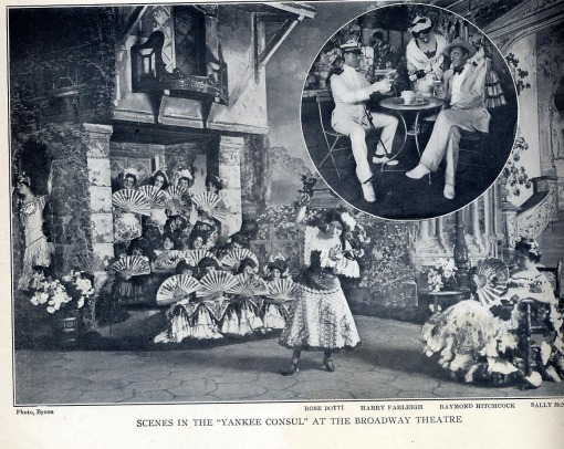 Photo from Theatre Magazine-April, 1904